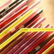 Colorful cocktail straws — Stock Photo #57801265