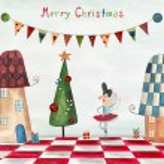 Christmas card — Stock Photo #56618441