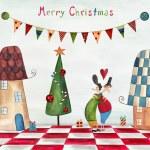 Christmas card — Stock Photo #56618491