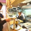 Busy Fotic bistrot during lunch time — Stock Video #57819347