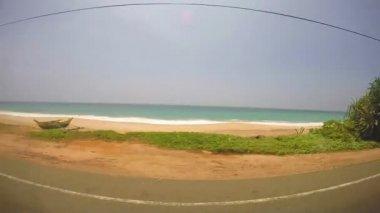 Landscape in Sri Lanka — Vídeo de stock