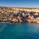 Popeye village at Malta — Stock Photo #69774275