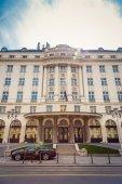 Esplanade Hotel — Stock Photo