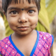 Cute little Indian girl — Stock Photo #75189189