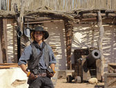 An Actor at Old Tucson, Tucson, Arizona — Stock Photo