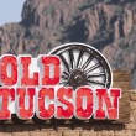 Постер, плакат: An Old Tucson Entrance Sign Tucson Arizona