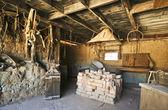 A Blacksmith Shop of Old Tucson, Tucson, Arizona — Stock Photo