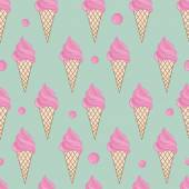 Candy  seamless pattern background — Stock Vector