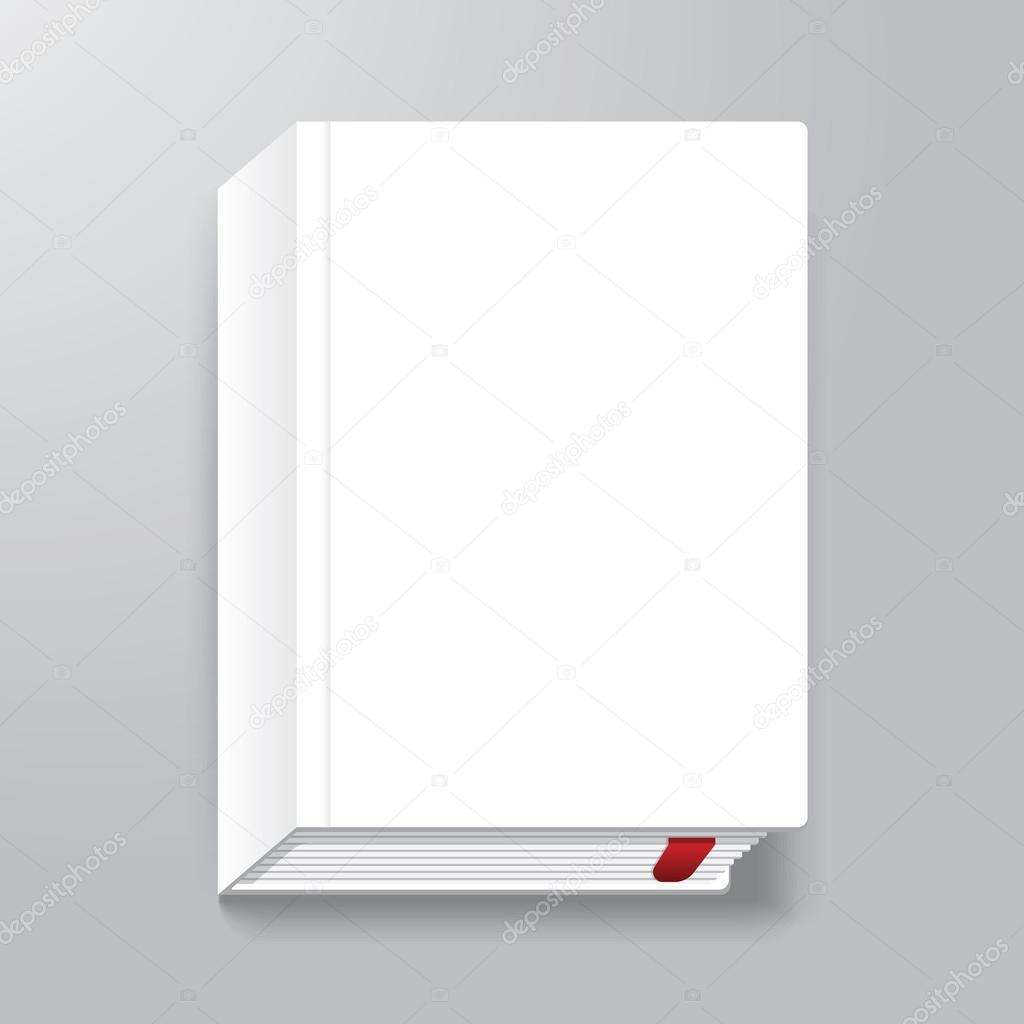 Book Cover Layout In Illustrator ~ 책 표지 디자인 — 스톡 벡터 pongsuwan