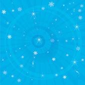 Stars blue — Stock Vector