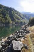 Lago Campliccioli — Stock Photo