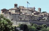 Anghiari Tuscan Town — Stock Photo