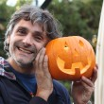 Mister Pumpkin — Stock Photo #57547361