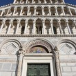 Cathedral of Pisa in Miracles Square — Stock Photo #58901241