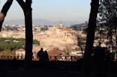 Hadrian Mausoleum in Rome — Stock Photo