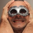 Happy masquerade — Stock Photo #67982965