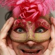Funny masquerade — Stock Photo #67983419