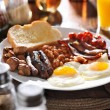 Full english breakfast — Stock Photo #54227613