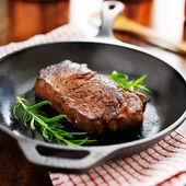 New york strip steak — Stock Photo