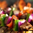 Beef shish kebabs — Stock Photo #54232877