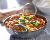 Indian chicken tikka — Stock Photo