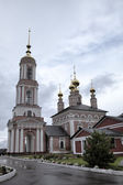 Church of Saint Archangel Michael. Suzdal, Golden Ring of Russia. — Stock Photo