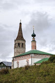 St. Nicholas church. Suzdal, Golden Ring of Russia. — Stock Photo