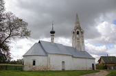 St John the Baptist Church (Rozhdestvenskaya). Suzdal, Golden Ring of Russia. — Stock Photo