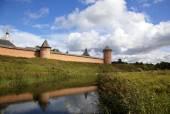Spaso - Evfimevsky monasterio. Suzdal, anillo de oro de Rusia. — Foto de Stock