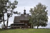 View of Suzdal Kremlin: St. Nicholas church. Suzdal, Golden Ring of Russia. — Stock Photo