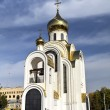 Постер, плакат: Church of the great martyr Georges the Victorious Ivanovo Russia