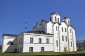 St. Nicolas Cathedral. Veliky Novgorod, Russia — Stockfoto