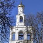 St. George's (Yuriev) Monastery. Veliky Novgorod, Russia — Stock Photo #76111165