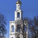 St. George's (Yuriev) Monastery. Veliky Novgorod, Russia — Stock Photo #76111265