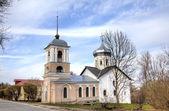 Trinity Church in the Yamskaya Sloboda. Veliky Novgorod, Russia — ストック写真
