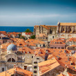 Red Roofs Of Dubrovnik, Croatia — Stock Photo #60366291