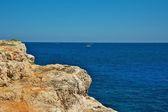 Rocky coastline of Majorca — Stock Photo