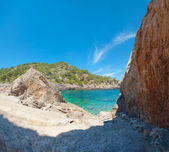 Best Beach in Mallorca - Balearic Islands — Стоковое фото