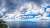 Panoramics views in Mallorca — Stock Photo