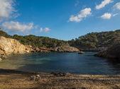 Secret Beach in Mallorca — Stock Photo
