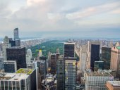 Topoftherock Views - New York — Stock Photo