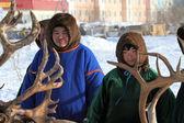 Aboriginals of the North of Siberia — Stock Photo