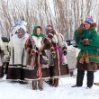 Men and women Nenets — Stock Photo #68068701