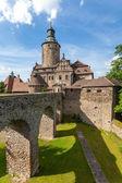 Czocha Castle - Lower Silesia - Poland — Stock Photo
