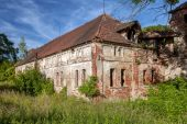 Old mansion - Lower Silesia - Poland — Stockfoto