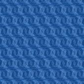 Blue textured background,circles — Foto de Stock