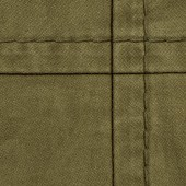Green-beige fabric texture — Stock Photo