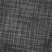 Black fabric texture — Stock Photo