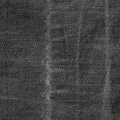 Gray denim texture — Stock Photo