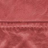 Stary tekstura czerwona skóra — Zdjęcie stockowe